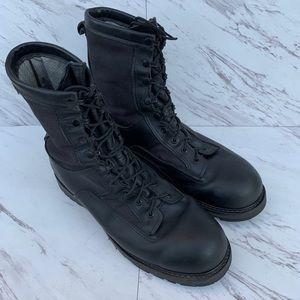 Bates Goretex Combat Temperate Boots Sz 12